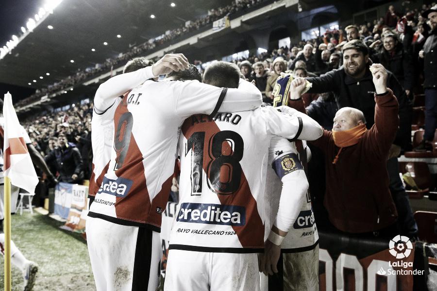 El cuarto equipo menos visto por la TV: Rayo Vallecano