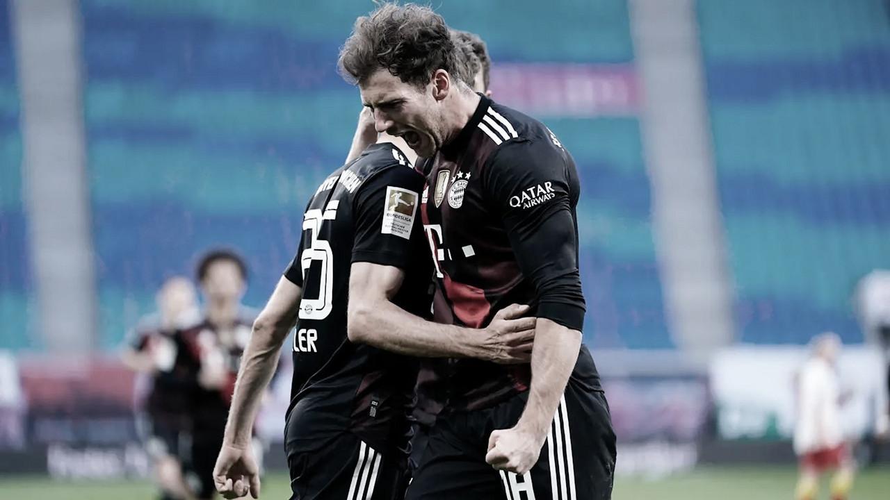Bayern de Munique vence RB Leipzig e se isola na liderança da Bundesliga