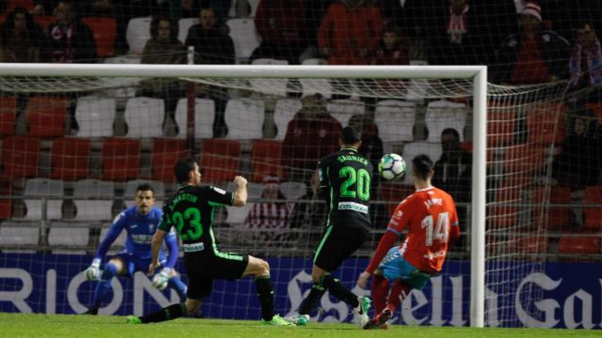 Mazazo para el Granada CF en el Anxo Carro