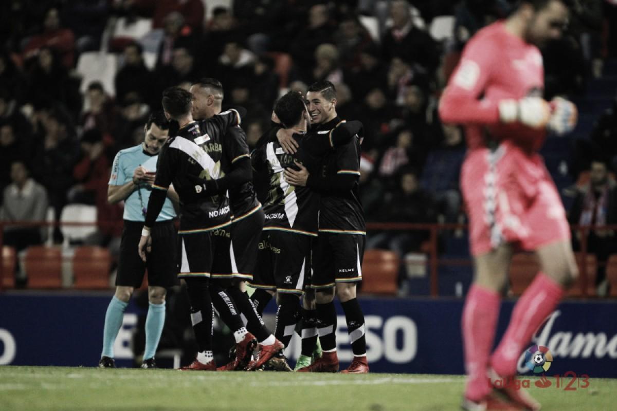 Ocho finales para lograr el ascenso a Primera División