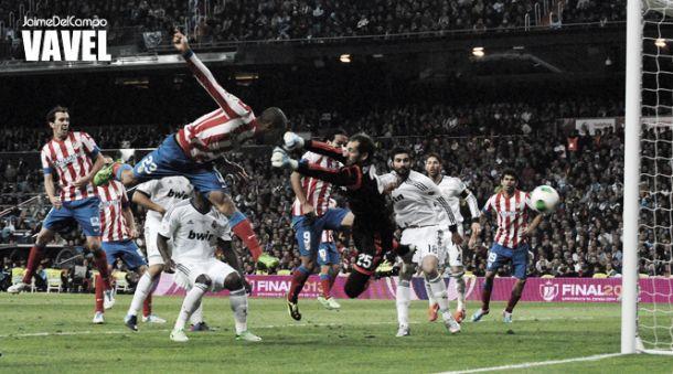 Grande procura dos adeptos do Atlético de bilhetes para o Bernabéu