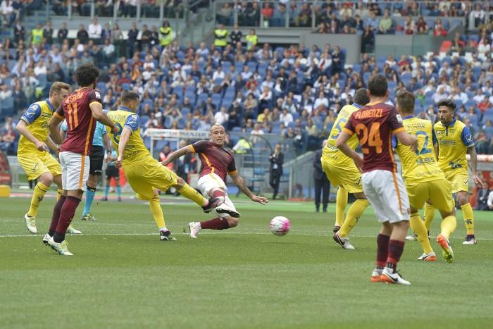 Roma, a Verona per tre punti di cruciale importanza