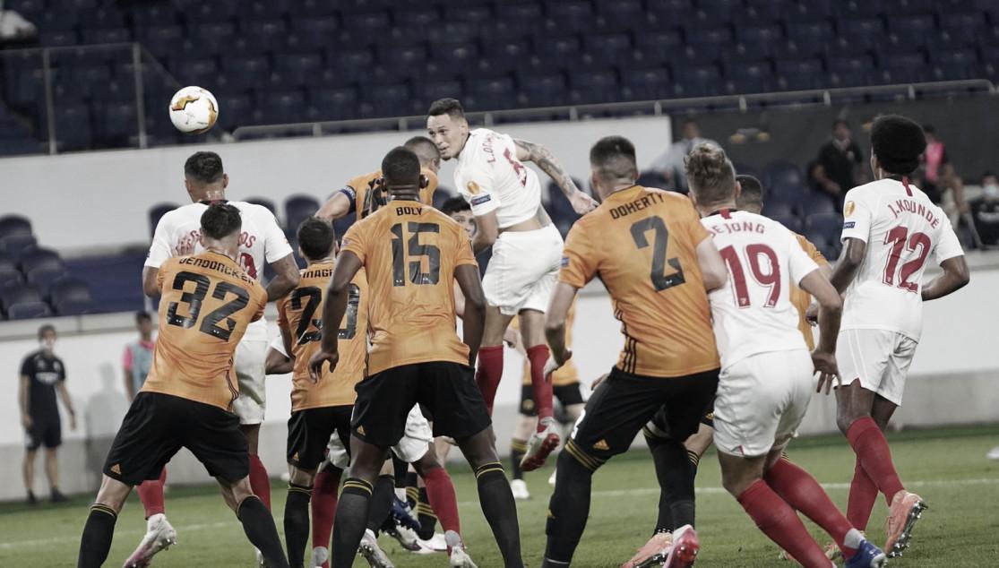 Sevilla FC vs Wolverhampton : Puntuaciones del Sevilla, cuartos de final de la UEFA Europa League