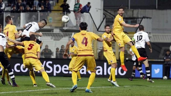 Serie B, Pulzetti risponde ad Arrighini: 1-1 tra Spezia e Cittadella