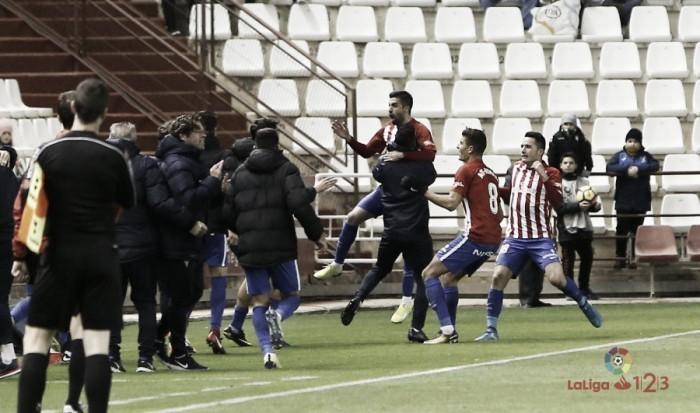 Anuario VAVEL Sporting de Gijón 2017: Michael Santos, el líder charrúa