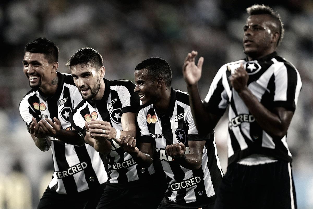 Botafogo vence Bangu com gol de Rodrigo Pimpão e assume vice-liderança do Grupo C no Carioca