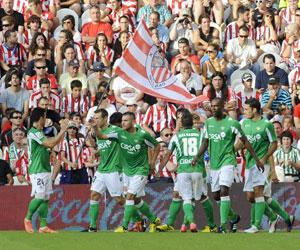 Athletic-Betis: puntuaciones del Betis, jornada 1