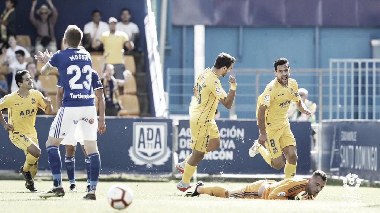 Recordando la debacle: AD Alcorcón 2-0 Real Oviedo