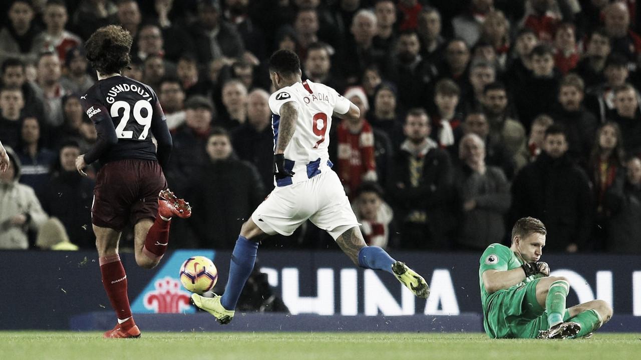 Un Arsenal impotente consigue un empate insuficiente