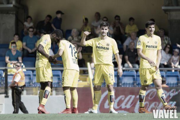 Fotos e imágenes del Villarreal CF 1-0 Elche CF, jornada 36 de Liga BBVA