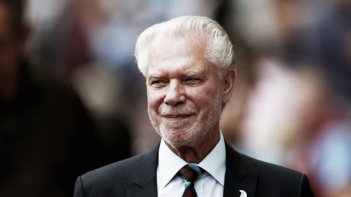 West Ham are working hard on transfers, says chairman David Gold