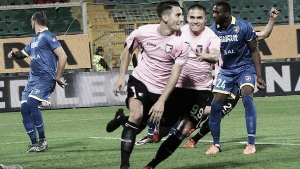 Palermo, finalmente i tre punti