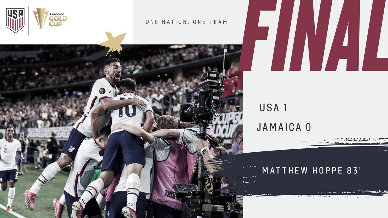 Análisis Post: EEUU avanza a las semifinales de la Copa Oro 2021