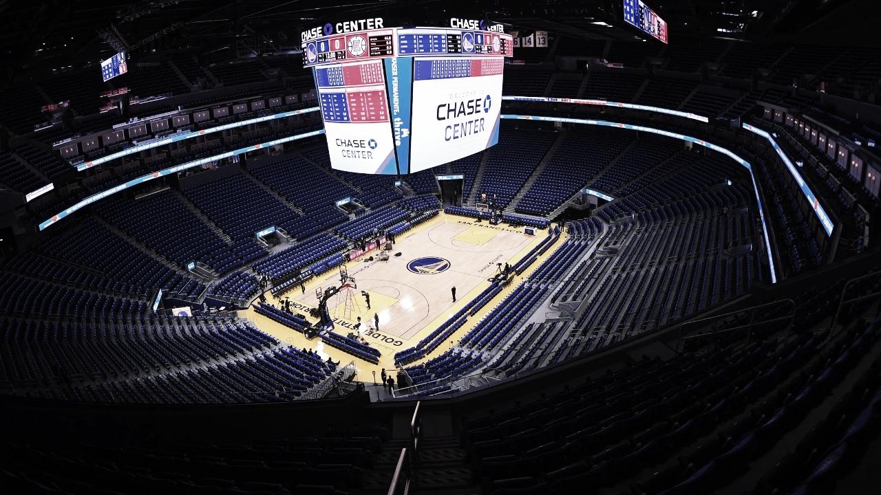 Partida entre Warriors e Nets pela NBA será sem torcida para combater avanço do coronavírus
