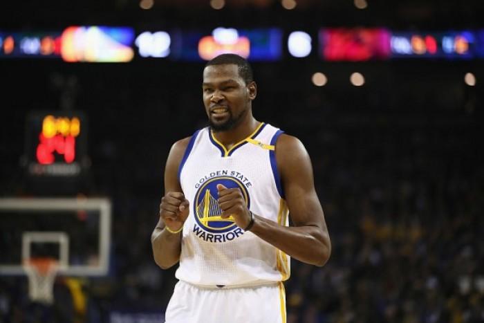 NBA Playoffs: Durant rischia di saltare anche gara 3