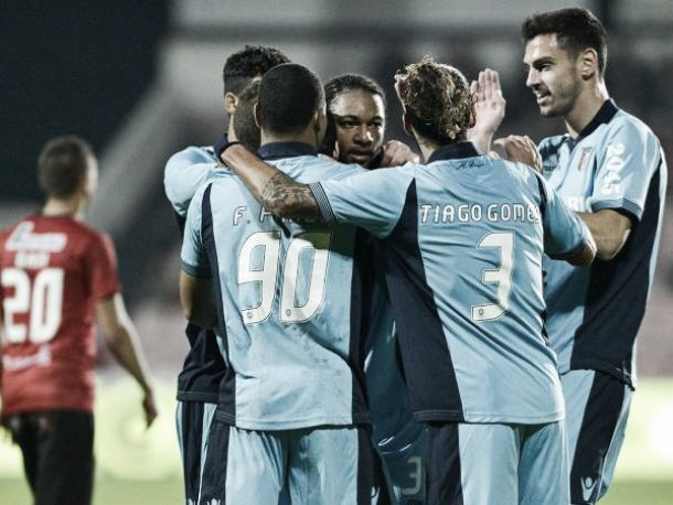 Braga esmaga Penafiel sem dó nem piedade