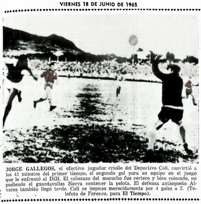 Historial Deportivo Cali - Independiente Medellìn: Hegemonía verdiblanca