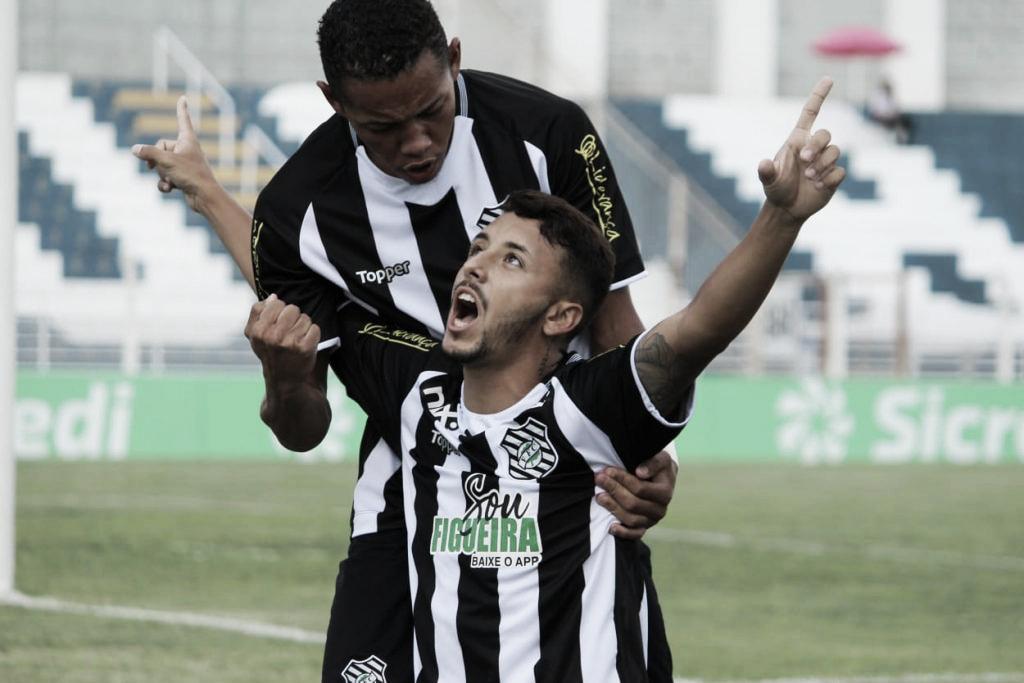 Com direito a goleada, Figueirense elimina Trindade-GO e avança às oitavas na Copa SP