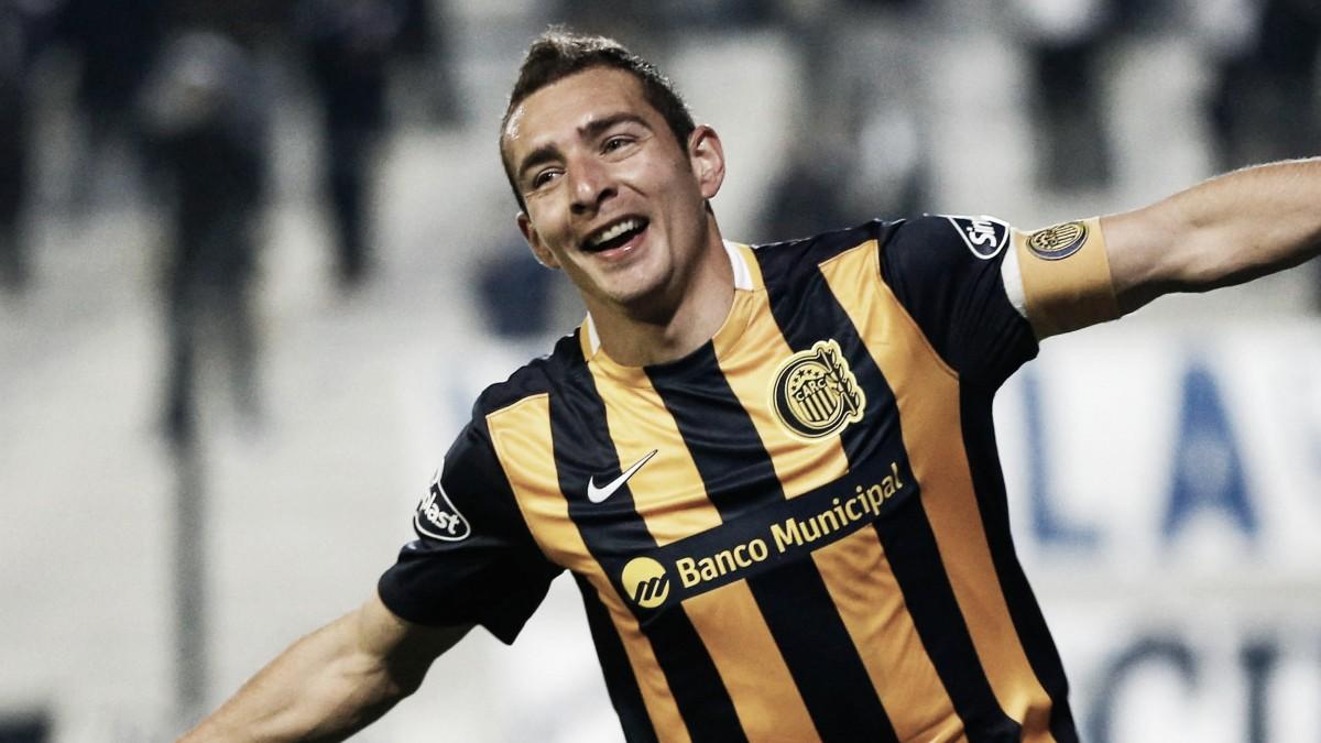 Ruben, el quinto goleador histórico