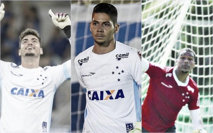 Rafael, Lucas França e Elisson: conheça as opções de Mano para substituir Fábio no Cruzeiro