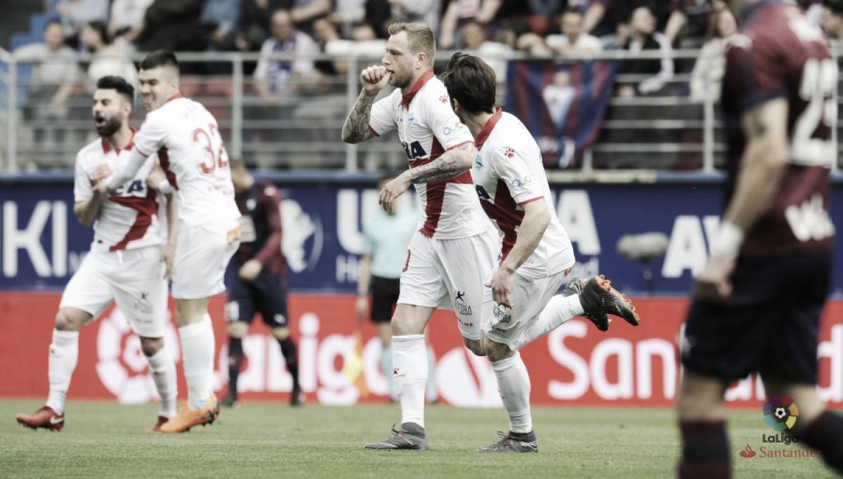 SD Eibar - Deportivo Alavés: puntuaciones del Alavés, jornada 32 de La Liga Santander