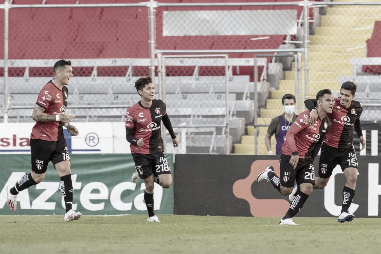 Atlas logra segundo triunfo consecutivo al vencer a Juárez