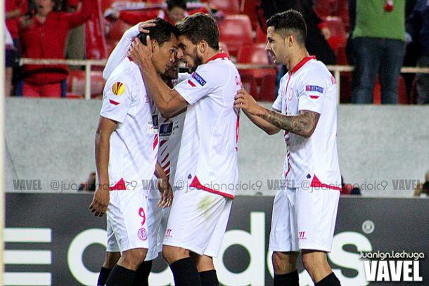 Standard, Feyenord y Rijeka, rivales del Sevilla en la Europa League