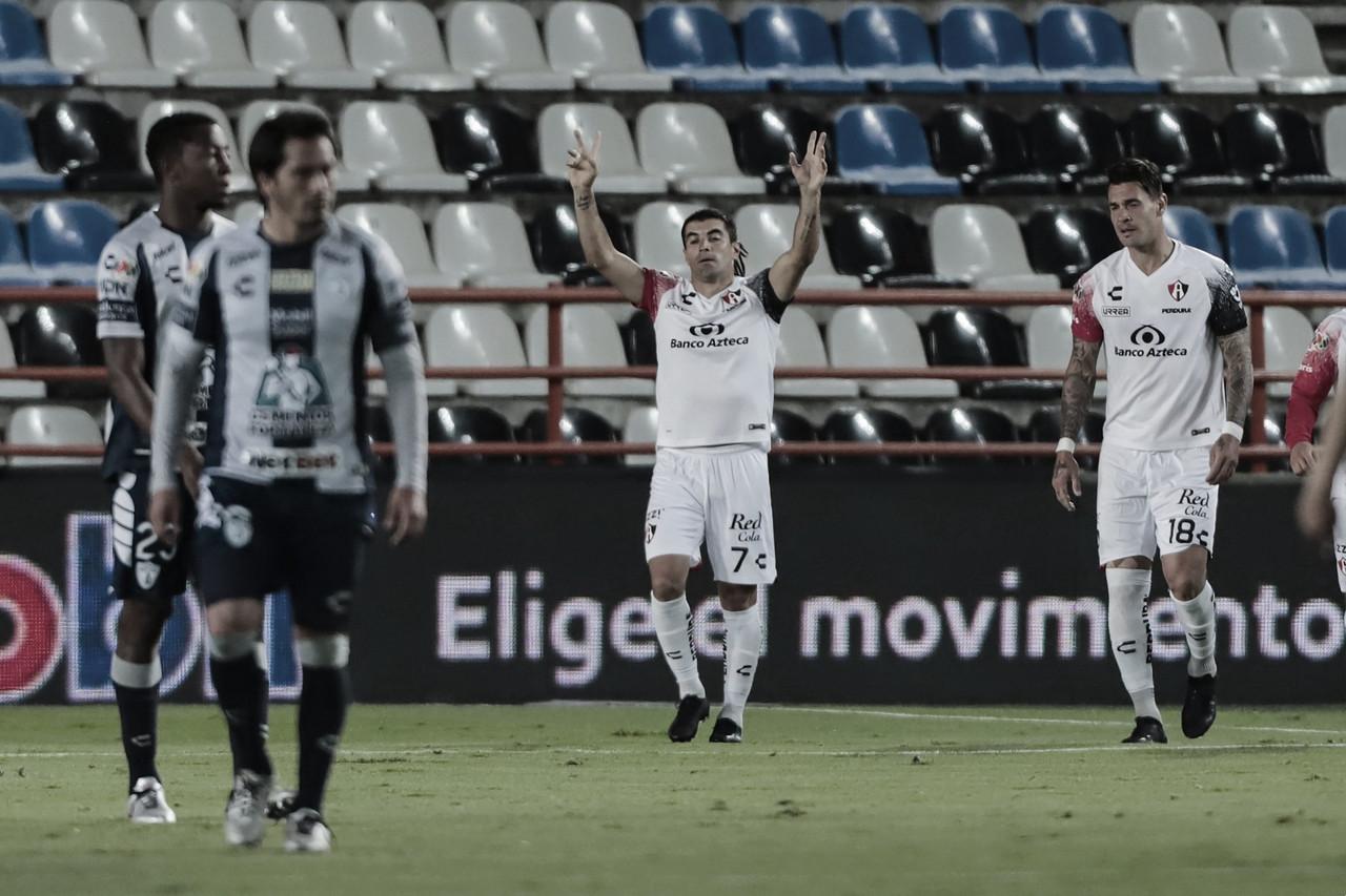 Atlas gana por primera vez en el Clausura 2021; vence a Pachuca