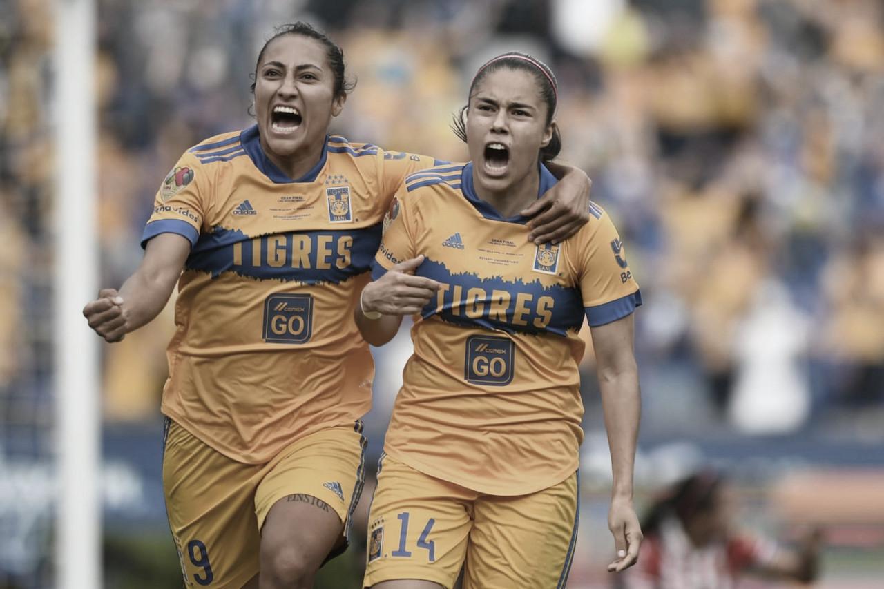 Tigres Femenil son bicampeonas en la Liga MX Femenil