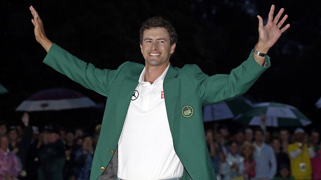 Masters Augusta, Adam Scott batte il maestro argentino