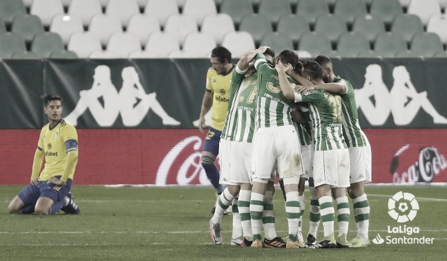 Previa Real Betis vs Cádiz: reencontrarse con la afición