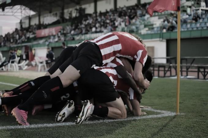 El Bilbao Athletic ya conoce su rival para la final del play-off