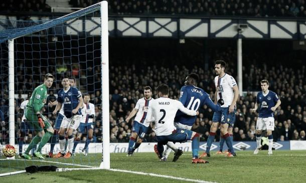 Monday Night divertente al Goodison Park: 1-1 tra Everton e Crystal Palace