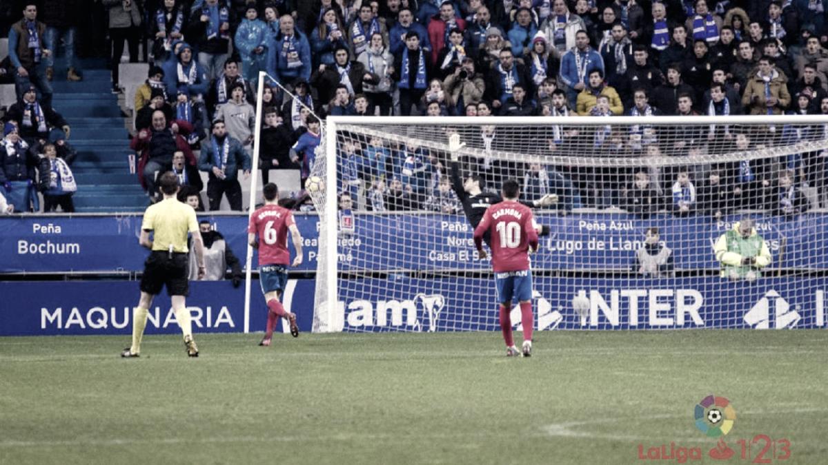 Resumen de la temporada 2017/2018: Real Oviedo. 'Diez partidos de diez' y un 4 de febrero para la eternidad