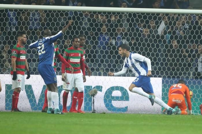 Crónica: F.C.Porto x Marítimo