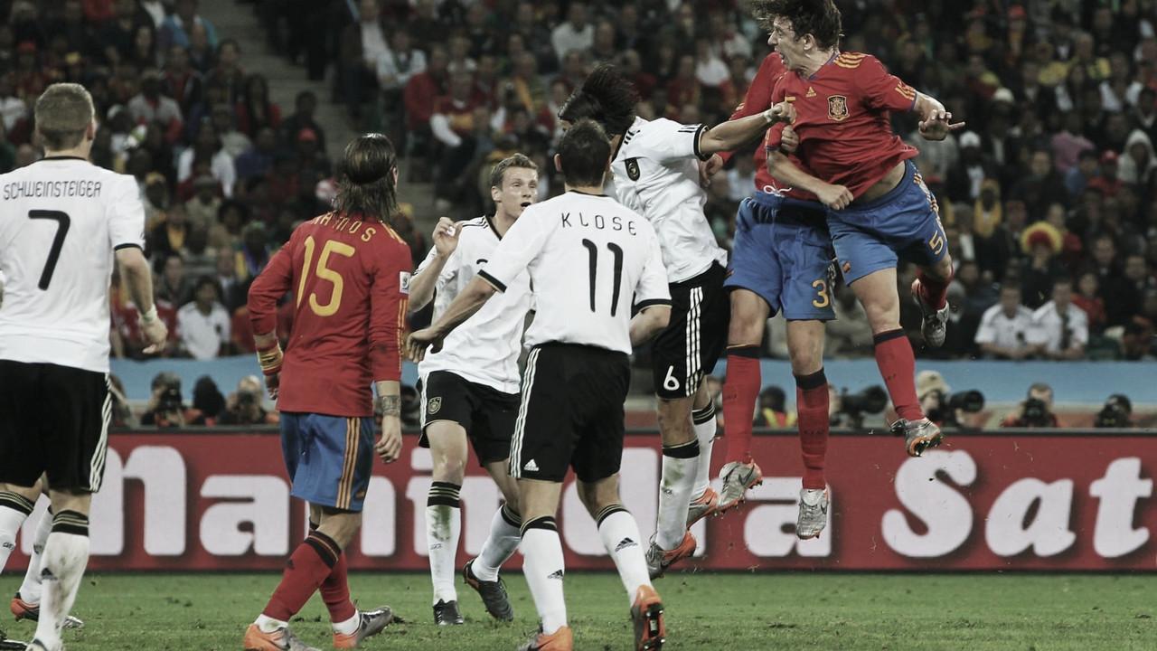 España no gana a Alemania desde Sudáfrica 2010 | Foto: FIFA.com