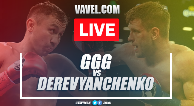 GGG Gennadiy Golovkin vs Sergiy Derevyanchenko: Live Stream Online, Start time and How to Watch Fight 2019