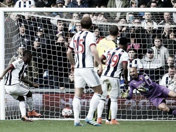 West Brom v Watford Analysis: Heurelho Gomes the penalty master