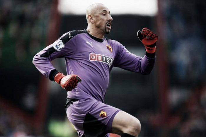 Heurelho Gomes extends his stay at Watford