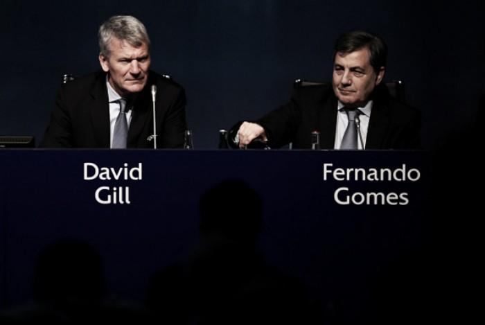 Fernando Gomes será presidente de la FPF hasta 2020