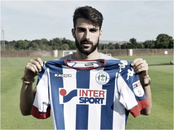 Sunderland midfielder Jordi Gomez re-joins Wigan Athletic on a one-year deal
