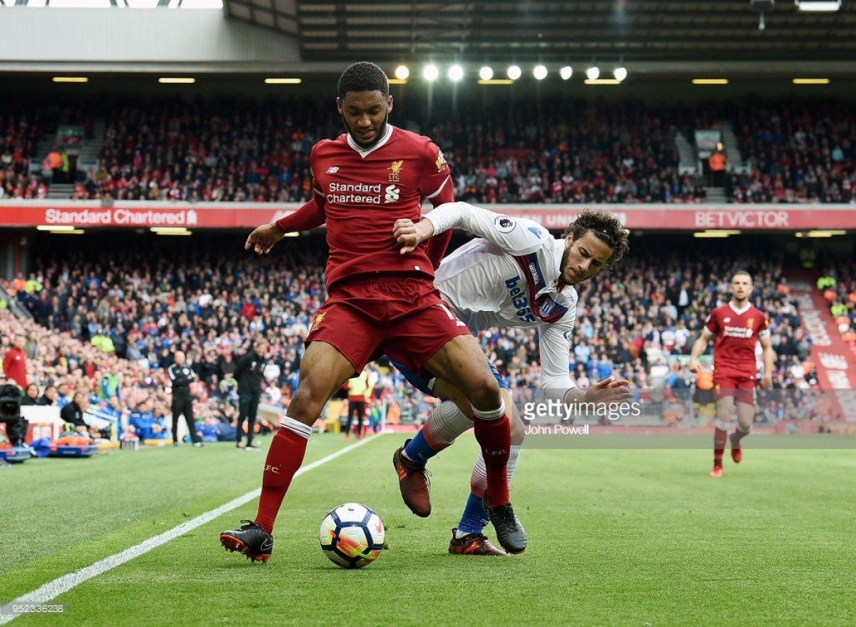 Joe Gomez out of Champions League final and fearing for World Cup spot after ankle surgery