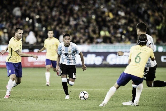 Formación, día, horario y TV — Argentina-Singapur