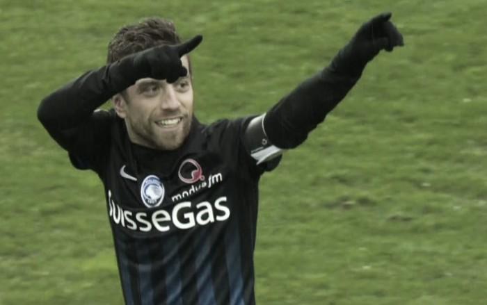Gomez trascina l'Atalanta verso l'Europa: 2-0 al Cagliari