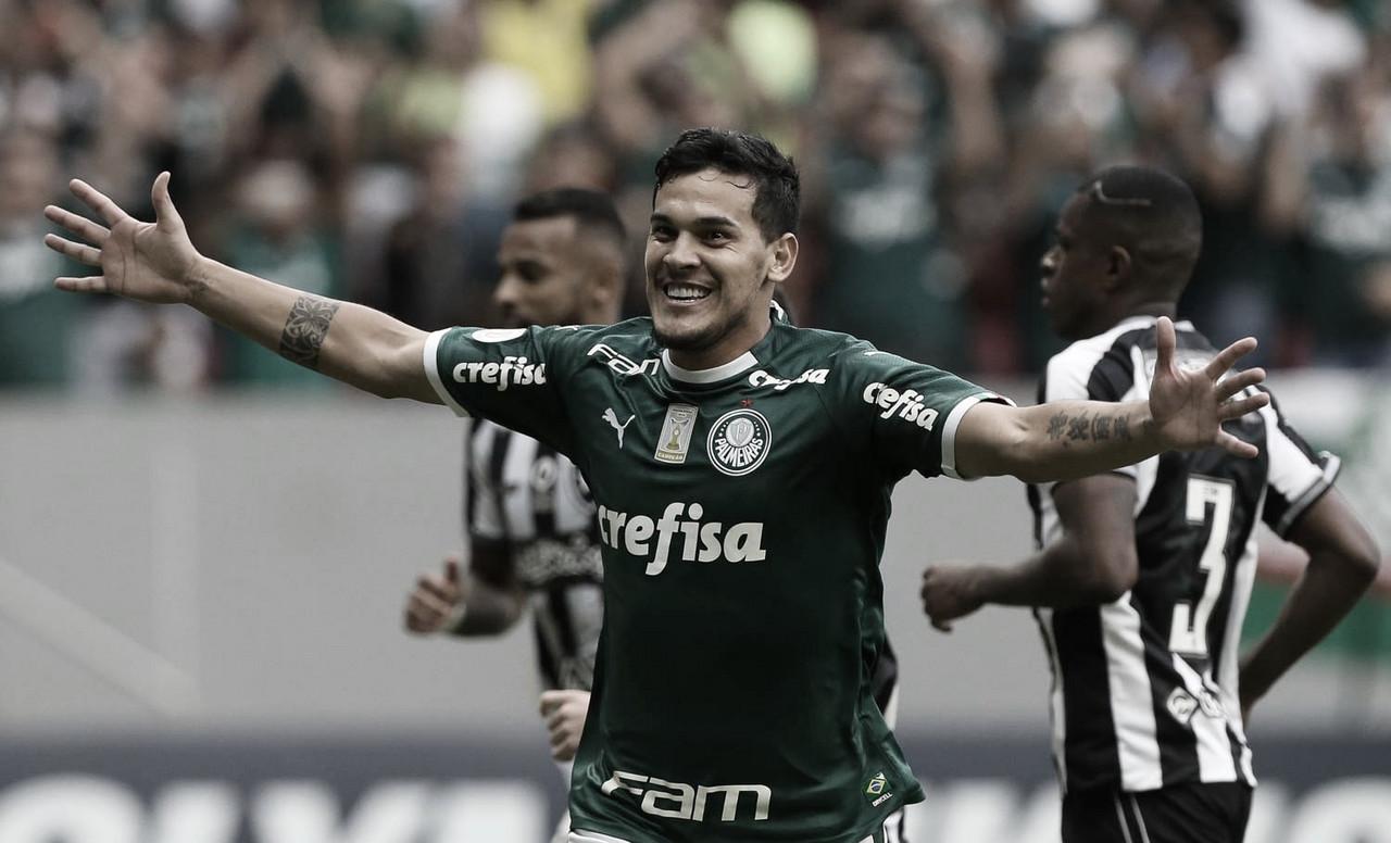 Palmeiras acerta valor financeiro e renova contrato com Gustavo Gómez