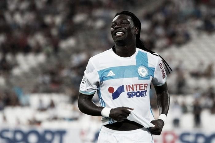 Gomis se recupera a tiempo para el partido contra el Caen