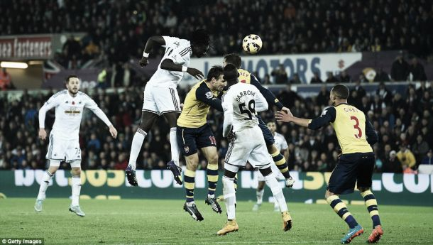 Arsenal - Swansea Q&A: A Swansea fan's view ahead of trip to north London on Monday