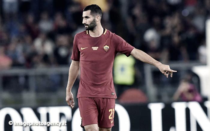 """Roma, positivo l'esordio di Gonalons dal 1': """"Qui a Roma mi trovo molto bene"""""""