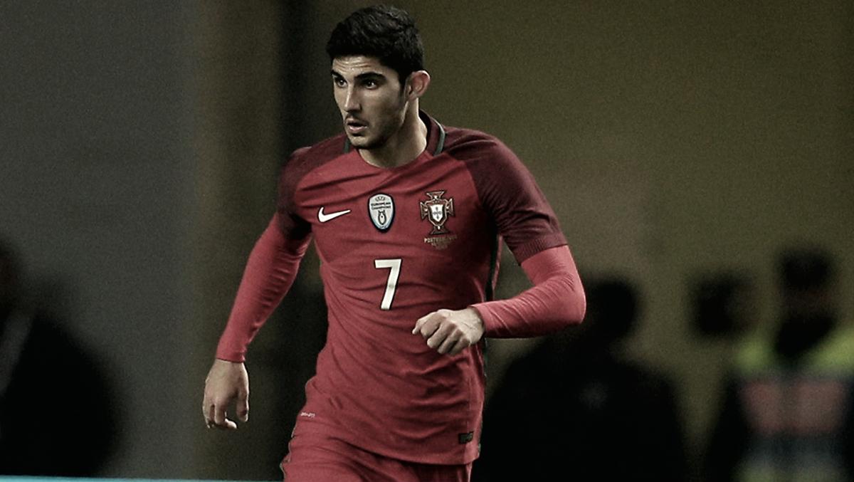 Joven promesa de Portugal 2018: Gonçalo Guedes, el próximo 'Cristiano'