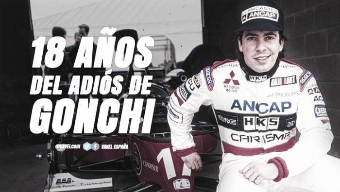 El decimoctavo aniversario del adiós a Gonchi, leyenda de la Formula 3000